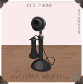 ..::GreyWolf::..OldPhone