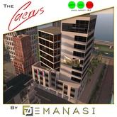 The Caerus by Demanasi - 100% Mesh