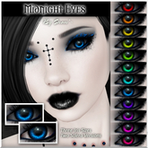 ~*By Snow*~ Midnight Eyes (Fat Pack)