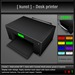 [ kunst ] - Desk printer DP-1 ※25% OFF XMAS PROMO※