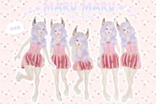 .Dokki Doki. - Candy Candy Poses *50% OFF*