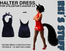 Rei's Stuff - Halter Dress for Avatar 2.0