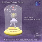 Wimsicle Music Box Somewhere over the rainbow(boxed)
