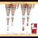 Banded fishnet socks inworld listing   white v2 physique only