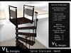 VL Designs Spiral Staircase Builders Kit