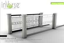 inVerse®*MESH* Sliding big gate #1  - full perm  for developers