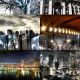 8 city background textures