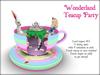 Boudoir -Wonderland Teacup Party