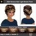 A&A Sonera Hair Light Brown Pack (4 Colors Pack). Elegant womens updo